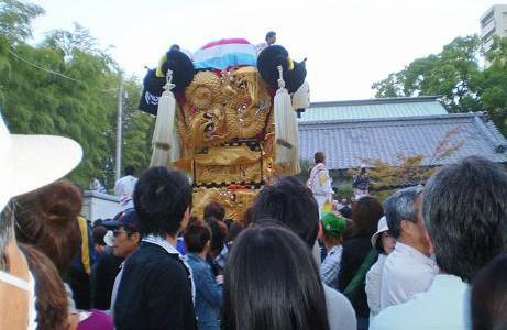新居浜太鼓祭り期間中の営業時間のご案内!